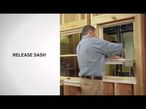 Balancer Replacement on Andersen® 200 Series Tilt-Wash Windows
