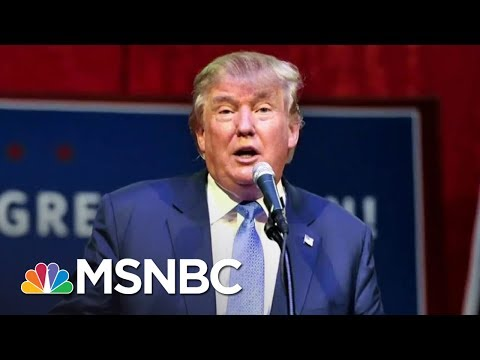 Mounting Evidence Donald Trump Is Obstructing Justice In Russia Probe | AM Joy | MSNBC