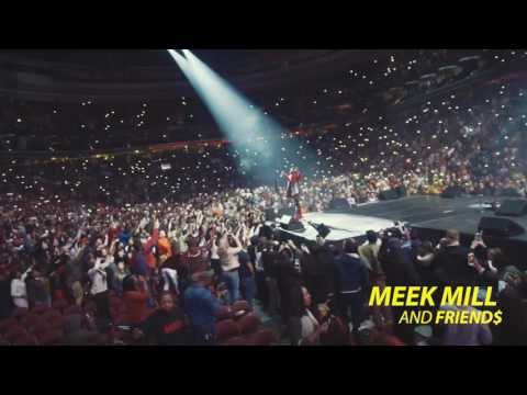 HOUSE PARTY - MEEK MILL AND FRIENDS CONCERT 2017