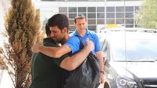 """EKSKLUZIVno: Novak Đoković pri susretu sa dvojnikom: """"Ti si lepša verzija mene"""" - 07.05.2018."""