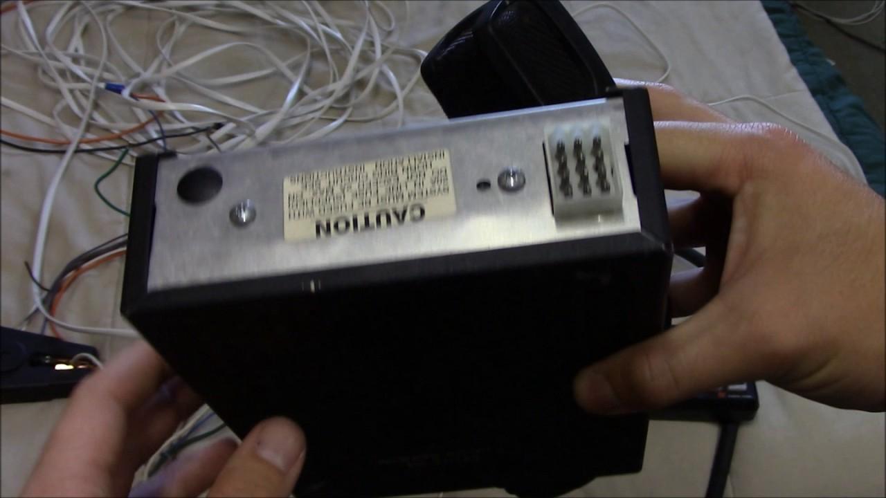 Federal Signal Smart Siren 2000/LMS - YouTube