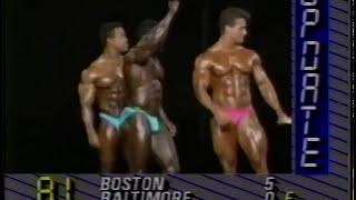 80's Bodybuilding 1988 IFBB Pro Show (Top 5) Finals