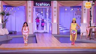 عرض أزياء المصممة شيماء حسين الجزء الثاني  | شارع شريف