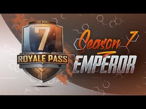 🔴H¥DRA | Emperor - PUBG Mobile - SEASON 7! - Intense Gameplay. 👣💣🔫