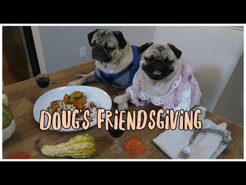 Doug's Friendsgiving With His Girlfriend