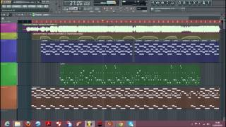 La Invitación - Pipe Bueno Feat  Maluma (Cover Acústico en FL Studio) (Prod. by Zanto Flow)