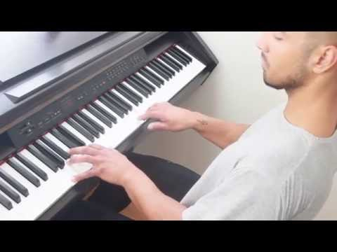 Cassidy - Hotel Feat. R.Kelly (Piano cover by Ed Ward)