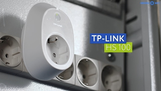 Умная Wi-Fi розетка TP-Link в 4k