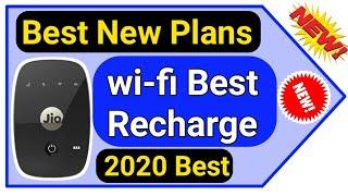jiofi best plan 2020 | Best Jiofi Recharge Plan 2020 | Jiofi recharge plans for work from home
