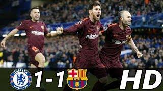 Video Chelsea vs Barcelona 1-1 ● Fox Sports | Relato (Raul Taquini) ● Champions League 20/02/18 download MP3, 3GP, MP4, WEBM, AVI, FLV Juli 2018