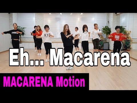 Eh... Macarena - Line Dance (Phrased Improver)Rebecca Lee