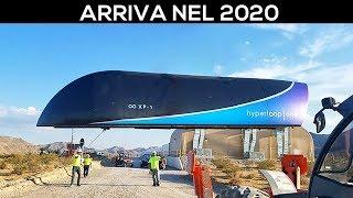 Arriva Hyperloop: l'Ultima Idea Folle di Elon Musk che Presto Cambierà IL MONDO