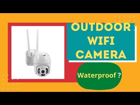 Outdoor Camera   Wi-Fi Camera   Wifi camera demo & Installation   wifi cctv   cctv camera #cctv