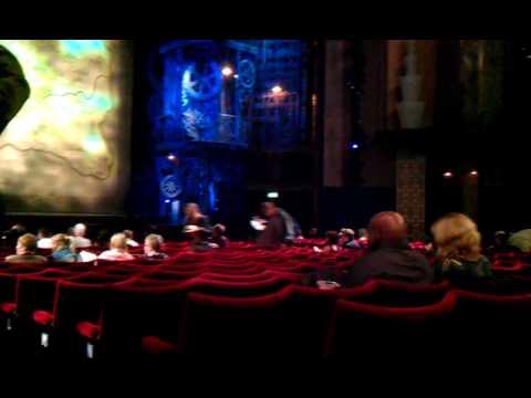 Wicked Apollo Victoria Theater - Stalls View - Q33 Seat