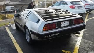 Gambar cover DeLoreon DMC-12 de volta pro futuro