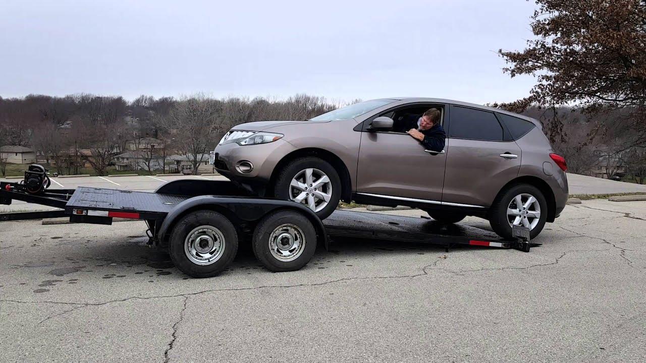 2000 Kwik Load Rollback Car Hauler For Sale Youtube