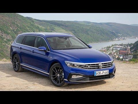 2020 Volkswagen Passat Estate R-Line 4Motion
