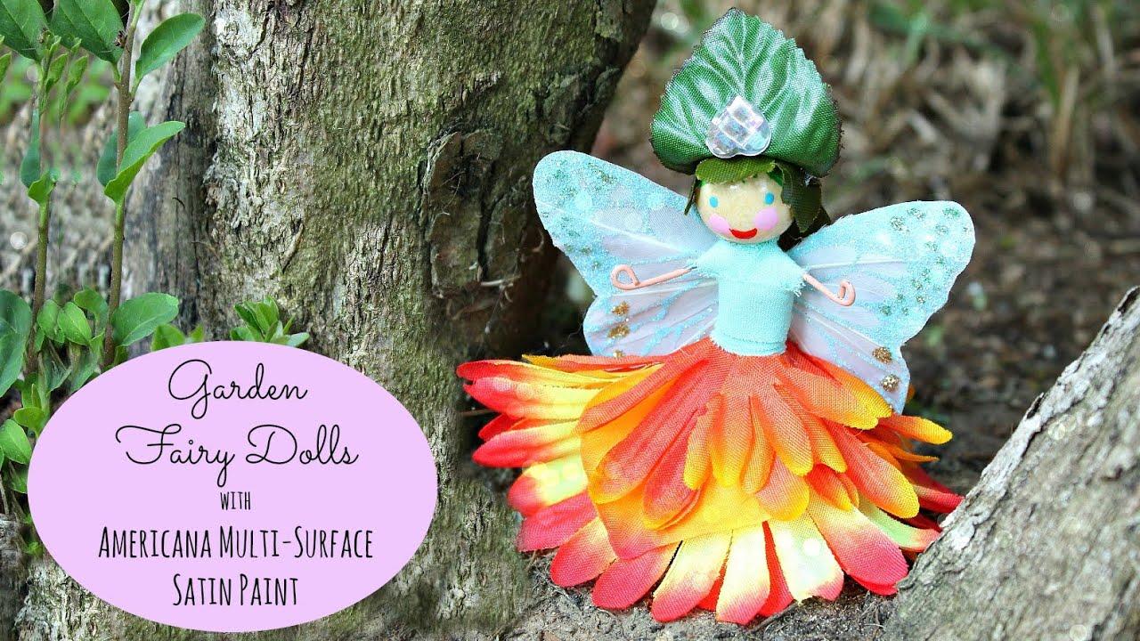 Fairy Garden Fairies YouTube