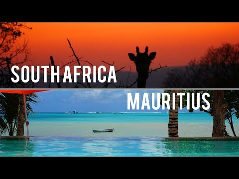 South Africa and Mauritius: a road trip!