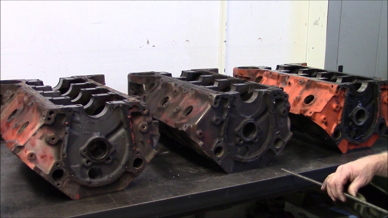 Performance Engine Build 620 HP 454 Big Block Chevy Part 2 Core Selection