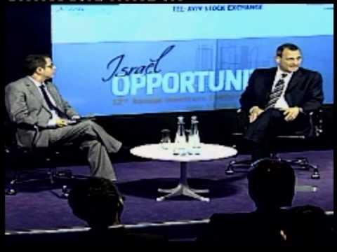 Gazit-Globe, Dori Segal - Israel Opportunity 2013  (13.06.2013)