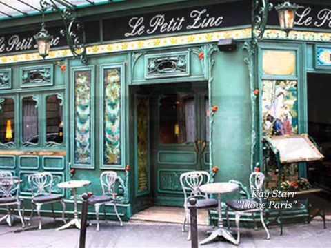 Kay Starr - I love Paris.