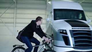 Freightliner Supertruck: Amerika's 'truck of the future'