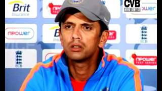 RAHUL DRAVID ON IAN BELL'S DISMISSAL: REINSTATING IAN BELL WAS TEAM'S DECISION