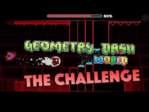 Geometry Dash World - The Challenge (Vault Of Secrets)