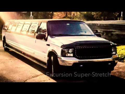 New Wave Limousine's 2016 Fleet