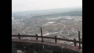 Wejscie na komin 150m Wistom koniec Tomaszów Mazowiecki