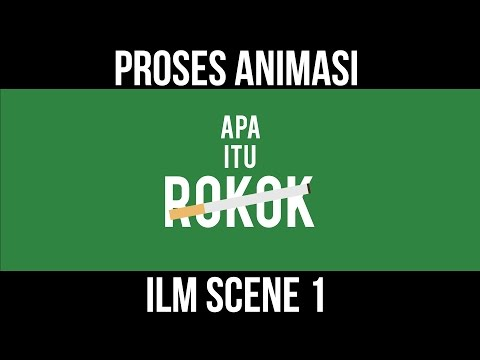 Tutorial Animasi After Effect ILM (Motion Graphic)