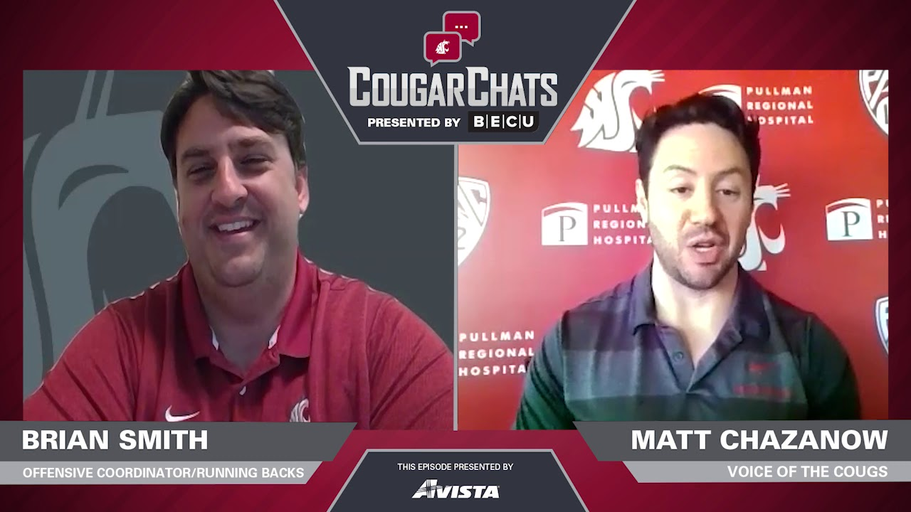 Image for WSU Athletics: Cougar Chats with Coach Brian Smith webinar