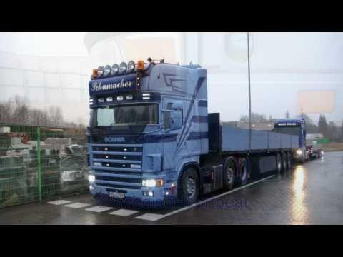 Scania 164L 580 Schumacher