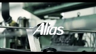 Backstage Alias segesta chair: how it's made
