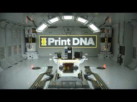 Print DNA