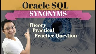 Tutorials#76 How to create SYNONYM in Oracle SQL Database