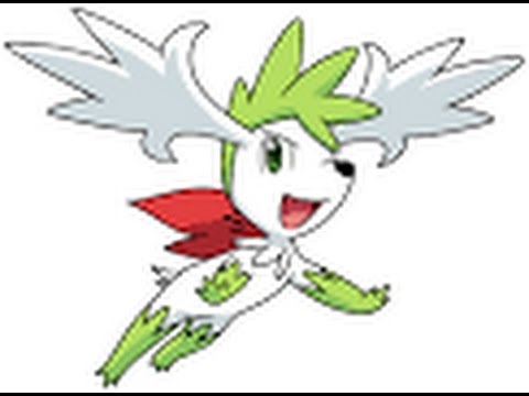 How to Get Shaymin Sky Form |Project Pokemon| - YouTube