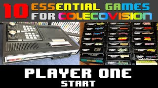 10 Essential Games for ColecoVision - Player One Start