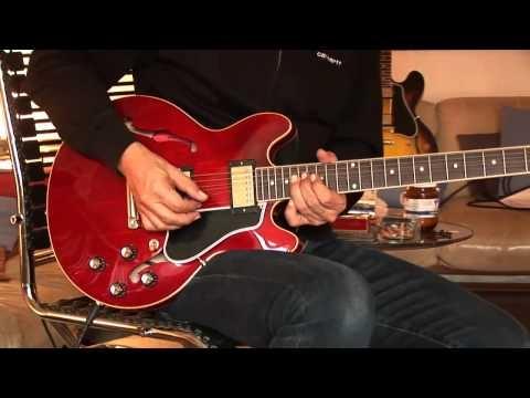 Gibson Custom Shop ES-339 Part1 Clean