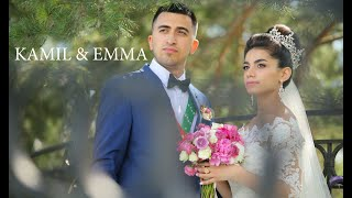 Kamil & Emma-(SUPER Езидская свадьба 2019 г. Новосибирск, Dawata Ezdia, Govand,Гованд,Езиды,EZID)