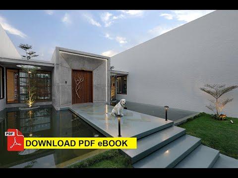 75,000 sq.ft Dr. Nene's Residence in Mahapura, Vadodara by Dipen Gada and Associates