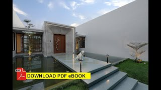 75,000 sq.ft Dr. Nenes Residence in Mahapura, Vadodara by Dipen Gada and Associates