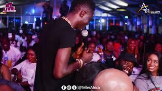 Destalker Comedian Again  AyLive Port Harcourt Laughter Over Board