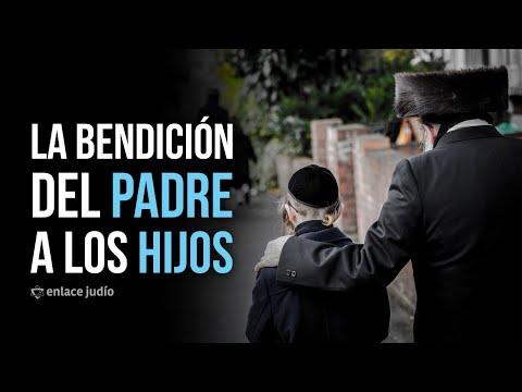 La  Bendición Del Padre A Los Hijos