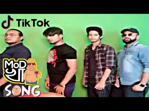 Mod Kha Song | Prottoy Heron With Shouvik Ahmed Tik Tok Video 2018 | YouTube World |