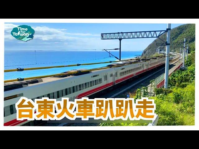台東火車趴趴走|Time for Taiwan - TR PASS