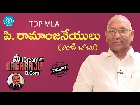 TDP MLA Ramanjaneyulu Pulaparthi Exclusive Interview || Talking Politics With iDream #87
