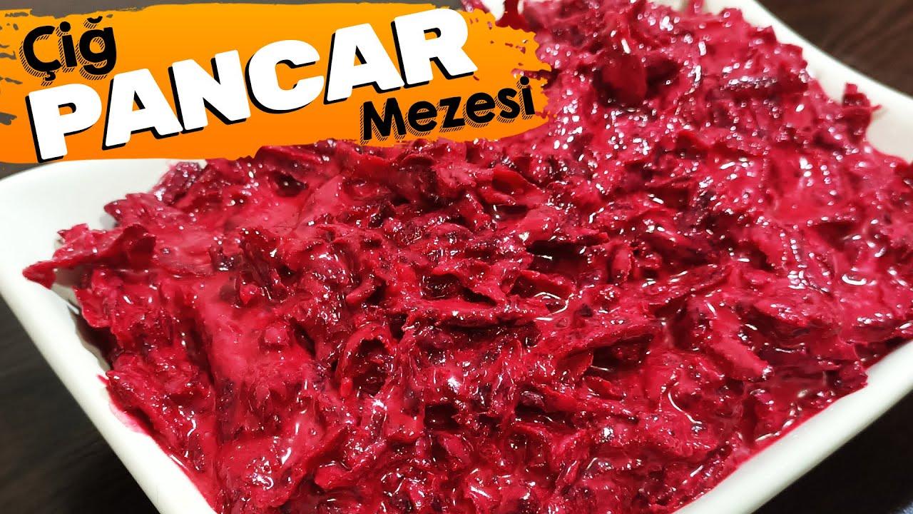 Kırmızı Pancar Salatası Nasıl Yapılır? - Naciye Kesici - Yemek Tarifleri