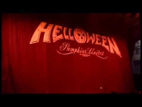 HALLOWEEN Pumkins United -  Aegon arena Bratislava 26.11.2017